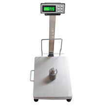 FURI TCS-B 300kg Industrial Bench Scale Electronic Bench Scale with Large Platform