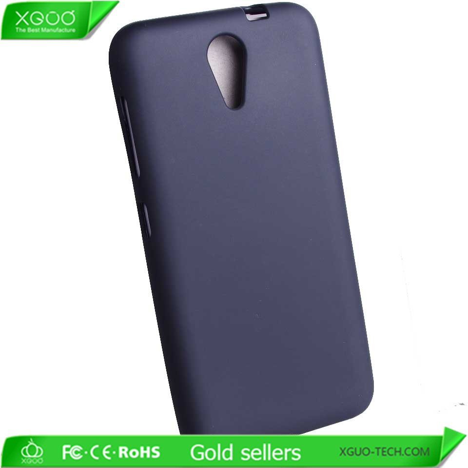 China factory tpu matt cover for HTC desire 620 cover