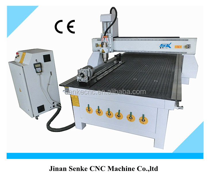 4 axis cnc column rotary carving machine/cylinder cnc engraving machine for wood