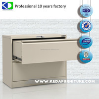 Factory direct sale storage cabinet iron lateral filing cabinet