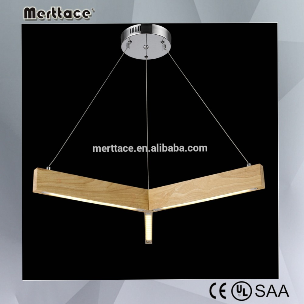 Imagine Latest Wooden Pendant Lamp