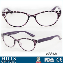 fashionable cat eye women reading glasses