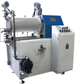 China good supplier disc type horizontal ink ball mill grinding machine