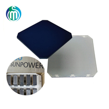 Maxeon C60 semi-flexible Small photovoltaic sunpower solar cell