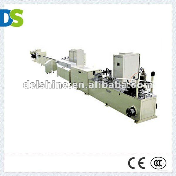 DS PIPE- hape tube extrusion line