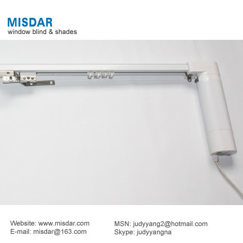 Motorised Curtain Track System, remote control curtain, motorized curtain system