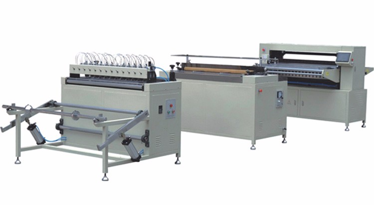 LM RB-1 filter A thermal cotton machine pleating machine manufacturers filter pleating machine