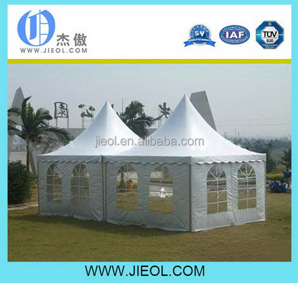 Top grade updated portable pagoda tent