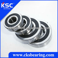 One way clutch bearing with sprags CSK series