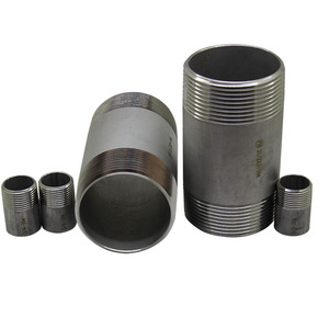 Standard High Quality Stainless Steel Pipe Nipple Fittings