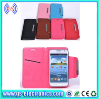 universal leather cases for mobile phones Best fix leather protection case for iphone