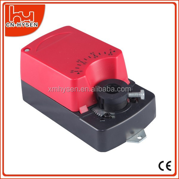 DC Air Damper Actuator for HVAC System
