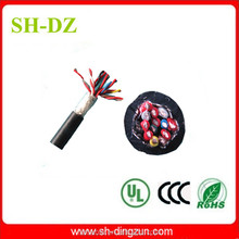teflon and silicone jacket cable cover high voltage