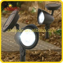 solar garden spotlight,lawn spot lights for outdoor