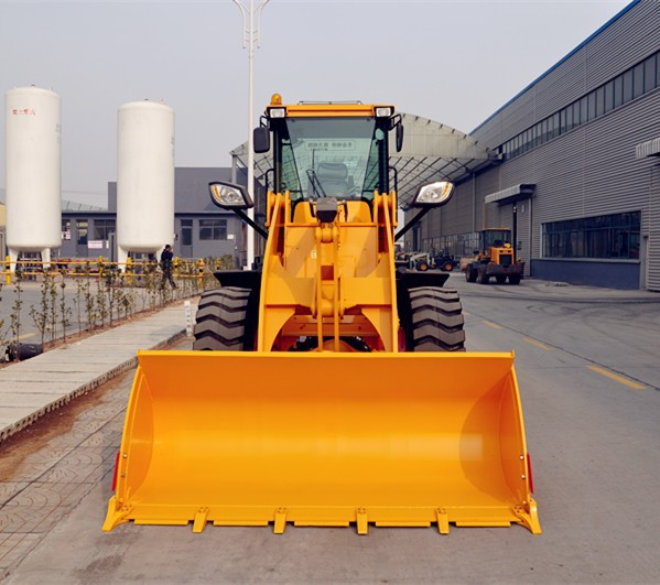 china snow cleaning machine loader