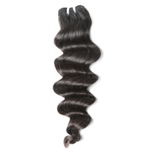 Alibaba express china cheap human hair extension raw unprocessed virgin peruvian hair