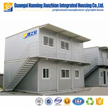 Environmental -friendly cheap prefab house temporary shelter for sale