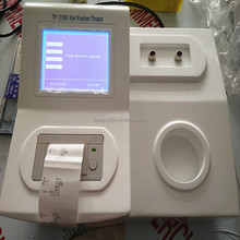 Widely Used in Laboratory / Chemical/Pharmaceuticals/ Research, Insulation/ Transformer Oil Water Content Analyzer