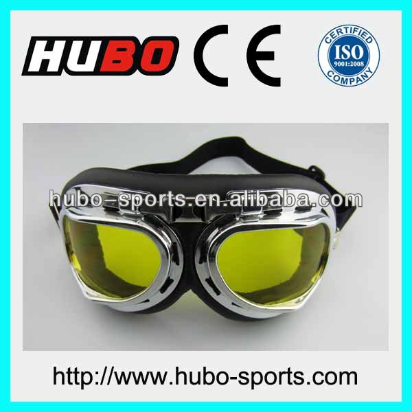 China factory wholesale best cheap halley motorcycle goggle