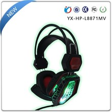China shenzhen bulk cheap price OEM gaming earpiece mobilephone headset for mp3 player,pc,mobilephone
