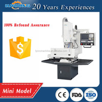 Cheap CNC Milling Machine Model XK7124/XH7124 With Full Protection frame