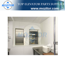 Low price dumbwaiter elevator kitchen food elevator