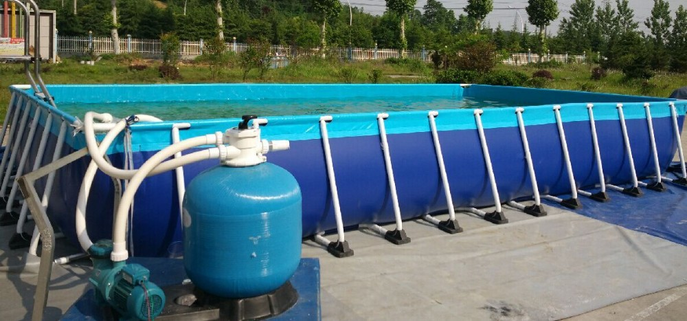 Factory Direct Selling High Quality Plastic Pvc Swimming Pool Buy Piscina Inflavel Pvc Pool