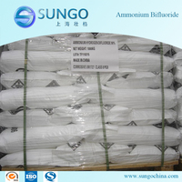 High purity Ammonium Bifluoride NH4HF2 98%
