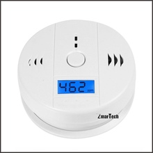 Kitchen combustible gas detector co detector portable carbon monoxide detector