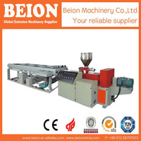 TOP SALE PVC FOUR PIPES EXTRUSION UNIT PLASTIC PVC MANUFACTURE MACHINERY