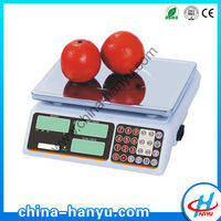 HYW201A 15kg LCD good price digital price computing scale