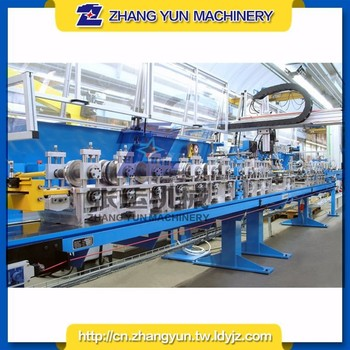 panel roll forming machine cable and metal automobile frame