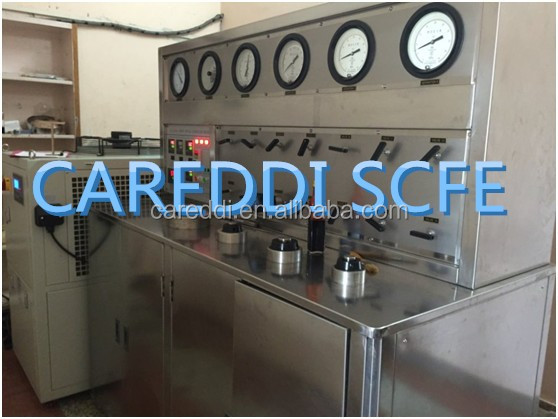High Technology supercritical fluid extraction machine/co2 extraction machine for cosmetics industry