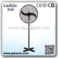 protect electric 24 inch stand fan with 3 speed fan