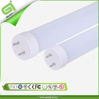 LED Light Source and CE,ROHS,UL, DLC Certification t8 tube 4foot 2700--6500K