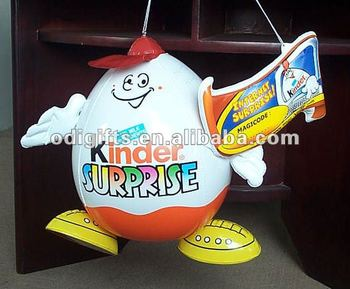 PVC inflatable hanging mascot for advertisement