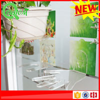 China produce adaptable stainless steel bathroom shelf