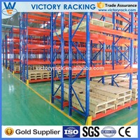 Selective heavy duty scale warehouse vertical racking systems for storage solutions