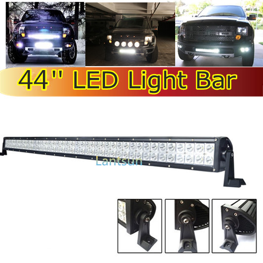 2013 new products 240w led lighting bar for vehicles IP68 12v high intensity cr ee LEDs