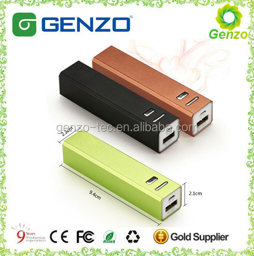 Hot sell 2600mah manual for power bank / legoo power bank 2600mah / legoo power bank