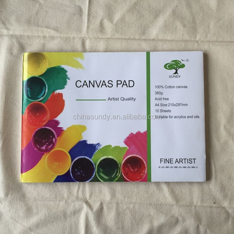 wholesale high quality canvas pad /oil pad