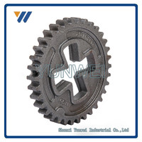 ISO9001 High Quality Precision Industrial Gear Casting