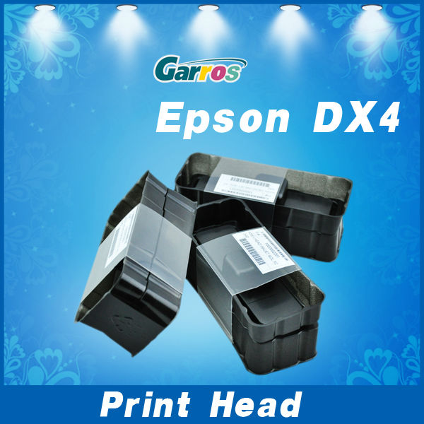 Inkjet printer Spare Parts DX4 Eco Solvent Print Head For Eps , DX4 Water Based , DX2, DX7 , DX8 Printhead For Sale