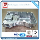China foundry supply cast aluminum transmission oil pan