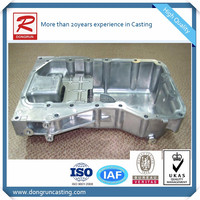 China Foundry Supply Cast Aluminum Transmission