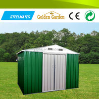 Premium Hot Dipped Galvanised flat pack eco friendly tiny prefab houses made in china