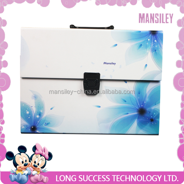 Mansiley flower design hang case