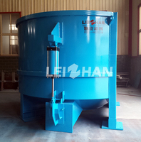 Hydraulic waste paper pulper machine for egg tray pulp making