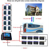 China solar power inverter 1KW to 6KW solar hybrid home energy system