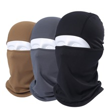 Custom Unisex 4-Season Breathable Lightweight Windproof Ski Mask For Riding Biking Motorcycling